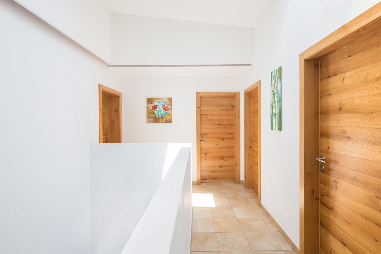Innentüren eiche furniert  Innentüren Weiß Bilder: Unser architektenhaus in ak: innentüren ...